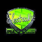 Electronic (Folia) Kraków'17