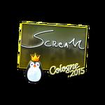 ScreaM (Folia)