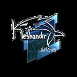 Keshandr (Folia) Boston'18