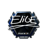EliGE (Folia) London'18
