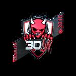 3DMAX (Folia) ESL One Katowice 2015