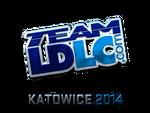 Team LDLC com (Folia) EMS One Katowice 2014