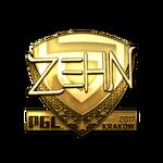 ZehN (Gold) Kraków'17