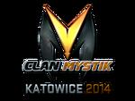 Clan Mystik (Folia) EMS One Katowice 2014