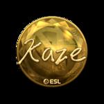Kaze (Gold) Katowice'19