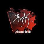 RpK - Cologne'16