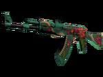 AK-47 Dziki lotos
