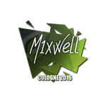 MIXWELL - Cologne'16