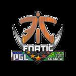 Fnatic (Holo) Kraków'17