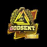 GODSENT (Holo) - Atlanta'17
