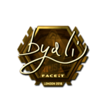 Byali (Gold) London'18