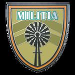 Odznaka - Militia