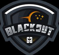 Team BlackOut - logo