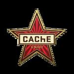 Odznaka - Cache