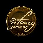 Summer (Gold) Katowice'19