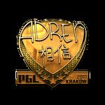 AdreN (Gold) Kraków'17