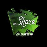 Shara - Cologne'16