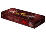 Kraków 2017 Mirage Souvenir Package