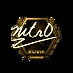 Nitr0 (Gold) London'18