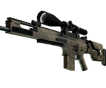 SCAR-20 Sand Mesh