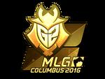 G2 Esports MLG Columbus 2016 (złoto)