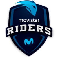 Movistar Riders - logo