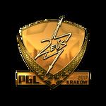 Zeus (Gold) Kraków'17