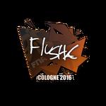 Flusha - Cologne'16