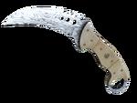 Nóż Talon Stal damasceńska