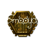 Smooya (Gold) London'18