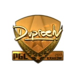 Dupreeh (Gold) Kraków'17