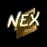 Nex (Gold) Boston'18