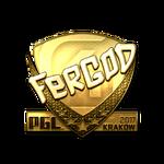 Fer (Gold) Kraków'17