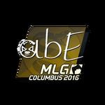 AbE MLG Columbus'16