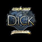 DickStacy (Gold) Berlin'19