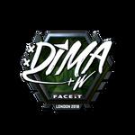 Dima (Folia) London'18