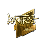 XANTARES (Gold) Boston'18