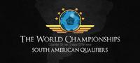 The World Championships 2015 - Południowoamerykańskie kwalifikacje