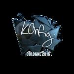 K0nfig (Folia) - Cologne'16