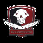 Odznaka - Bloodhound