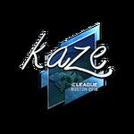 Kaze (Folia) Boston'18