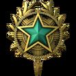 Medal za służbę 2020 Poziom 2