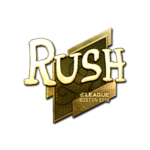 RUSH (Gold) Boston'18