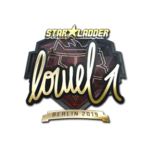 LoWel (Gold) Berlin'19