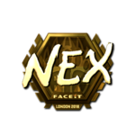 Nex (Gold) London'18