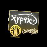 Xyp9x - naklejka
