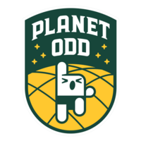 Planet Odd - logo