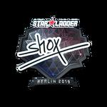 Shox (Folia) Berlin'19