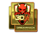 3DMax (Gold) DreamHack Winter 2014