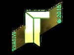 Titan (Gold) ESL One Katowice 2015